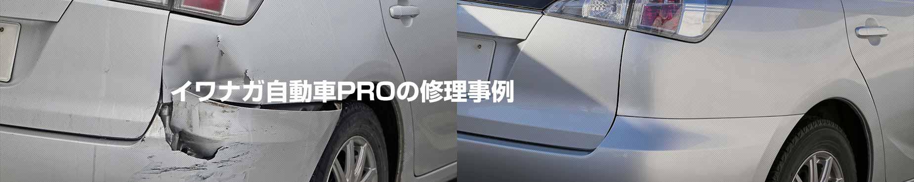 イワナガ自動車PRO